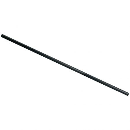 180.218 1.2m 35mmØ light duty black steel speaker pole