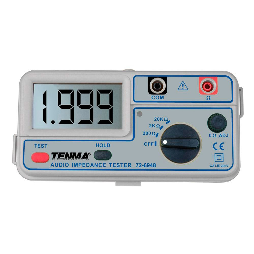 72-6948 impedance meter