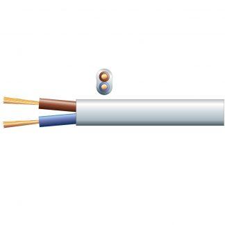 804.311 100m white 100v line 6A speaker cable