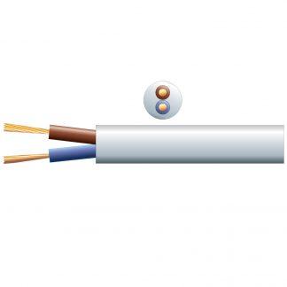 804.329 100m reel 100v line 10A speaker cable
