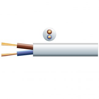 804.335 100m reel 100v line 15A speaker cable