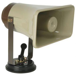 952.306 horn loudspeaker for car roof mounting