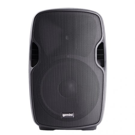 AS-12BLU powered speaker with MP3 & Bluetooth