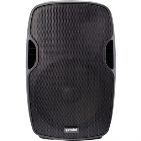 AS-15BLU powered speaker with MP3 & Bluetooth