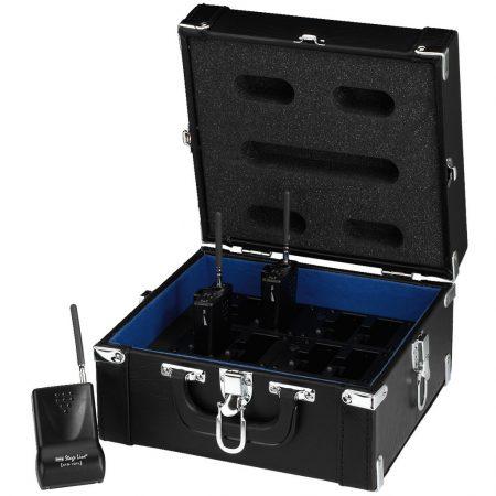 ATS-12C tour guide charger case