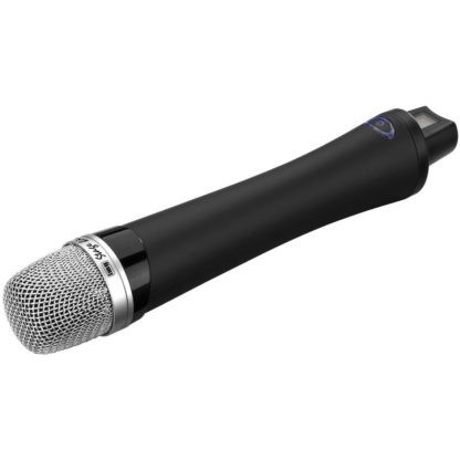 ATS-12HT hand-held microphone with integrated transmitter