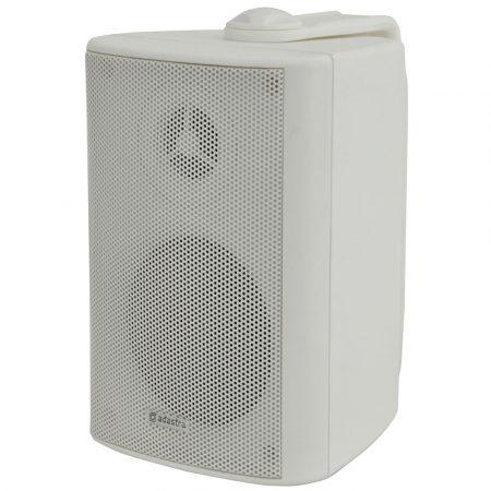 BC3V-W 6w 100V line or 8 ohm white wall cabinet speaker