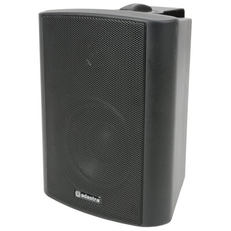 BC4V-B 20w 100v line or 8 ohm black wall cabinet speaker