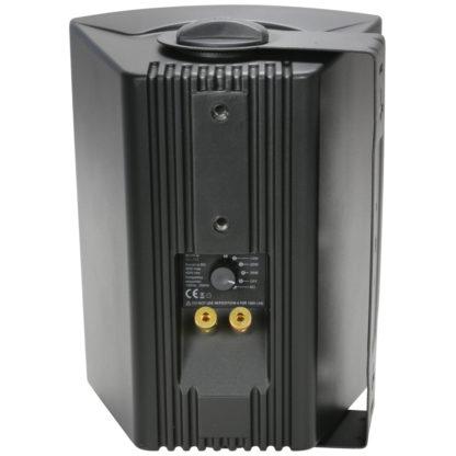 BC5V-B 30w 100v line or 8 ohm black wall cabinet speaker