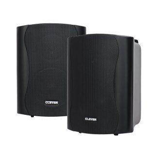 BGS 35T-B 16w 100V line or 8 ohm black wall cabinet speaker