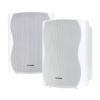 BGS 50T-W 30w 100V line or 8 ohm white wall cabinet speaker