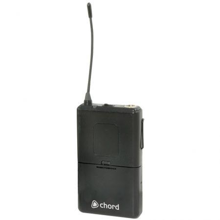 BTX-863.8 bodypack wireless microphone transmitter on 863.8 MHz