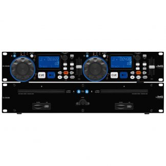 CD-230USB dual CD and CD MP3 player with anti-shock