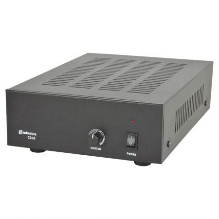 CS60 60w 100v line slave amplifier