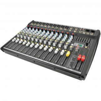 CSL-14 12 input mixer with DSP effects