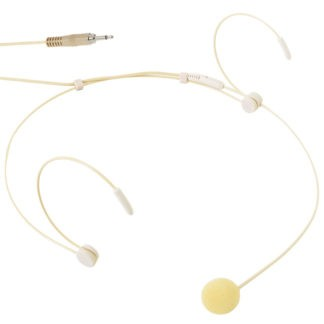 Entry level DCN-35 discreet headband microphone