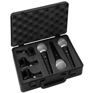 All Cabled Microphones