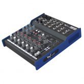 DMIX 10FX 10 input mixer with DSP effects