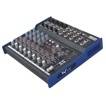 DMIX 12FX 12 input mixer with DSP effects