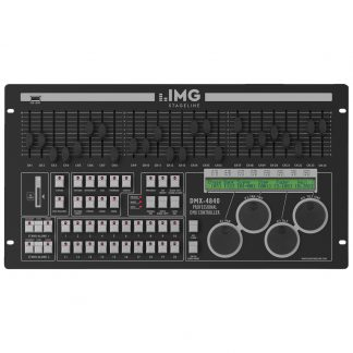 DMX-4840 DMX controller with SD card slot