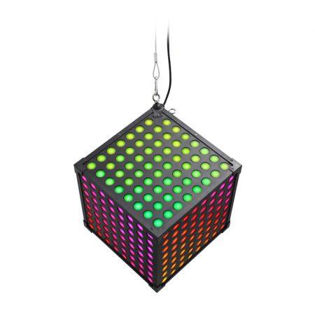 LEDJ456 Display Qube light effect