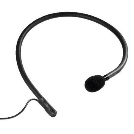 ECM-16N electret neckband microphone