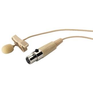 ECM-501L subminiature electret condenser microphone