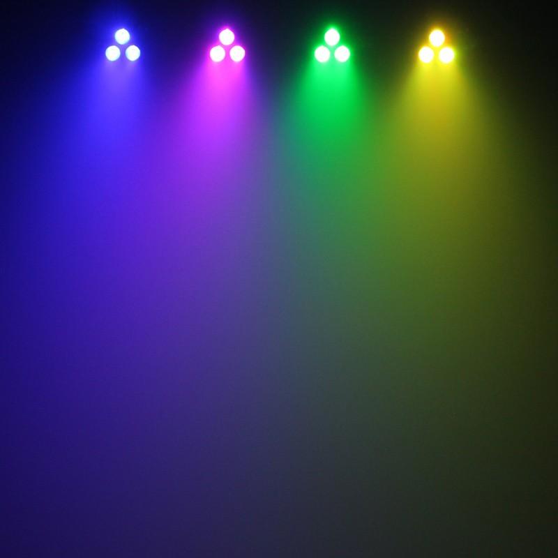 Equinox Microbar Quad System Lighting System Sound Services