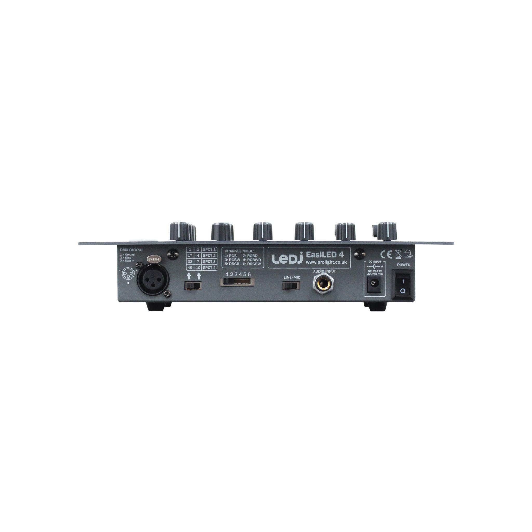 EasiLED 4 DMX controller