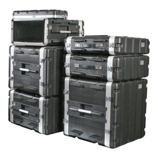 FC Series polycarbonate flight cases