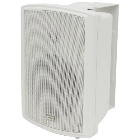 FSV-W 40w 100v line or 8 ohm white moulded cabinet speaker