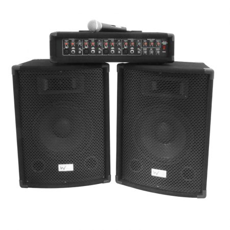 Gig Rig Performer 150w complete PA system