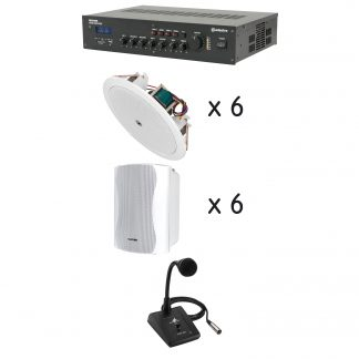 Indoor PA Systems