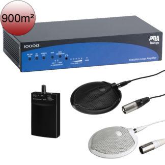 LOOP-1000 induction loop system