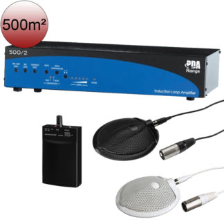 LOOP-500 induction loop system