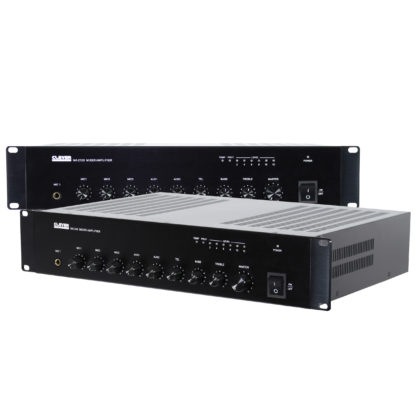 MA Series 100v line mixer amplifiers