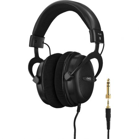 MD-6800 professional DJ and hi-fi stereo headphones
