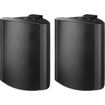 MKS-88/SW 85w 8 ohm black wall cabinet speakers