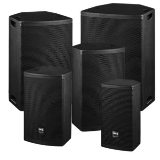 MOVE Series 8 ohm speakers
