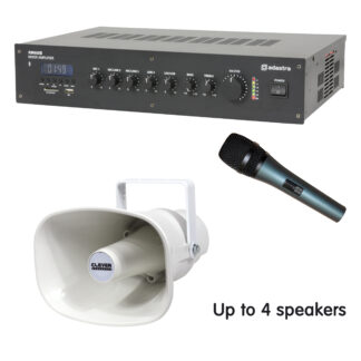 OUT-60 60w outdoor PA sound system