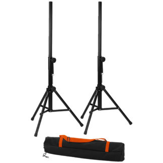 PAST-125SET pair speaker stands with bag