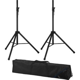 TRIPODSET speaker stand set