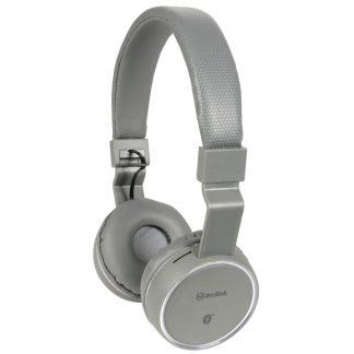 PBH10-GRY grey wireless Bluetooth headphones