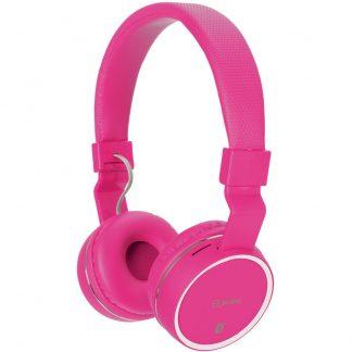 PBH10-PNK pink wireless Bluetooth headphones