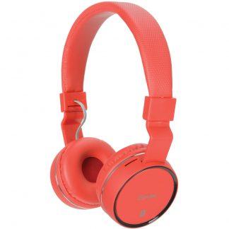 PBH10-RED red wireless Bluetooth headphones