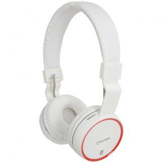 PBH10-WHT white wireless Bluetooth headphones