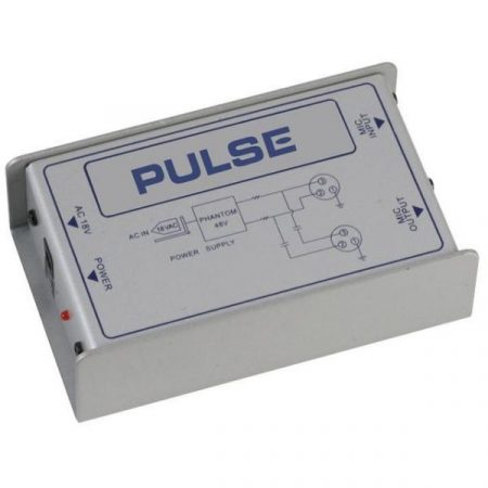 PH-PSU single channel 48v phantom power supply