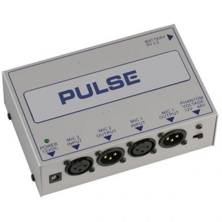 PH-PSU DUAL dual channel phantom power supply