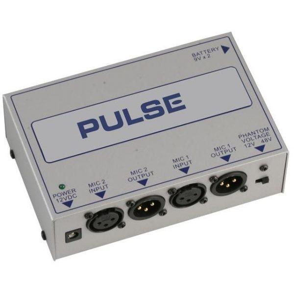PH-PSU DUAL dual channel phantom power supply