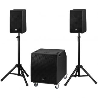 Stage & Theatre Sound Systems